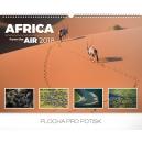 Afrika ze vzduchu