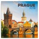 Praha letní