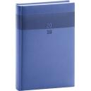 Denní diář A4 Aprint -  modrý