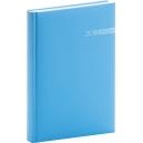 Denní diář A5 Capys -  světle modrý
