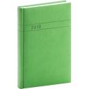 Denní diář B6 Vivella -  zelený