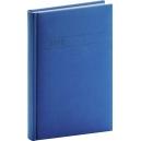Denní diář B6 Vivella -  modrý